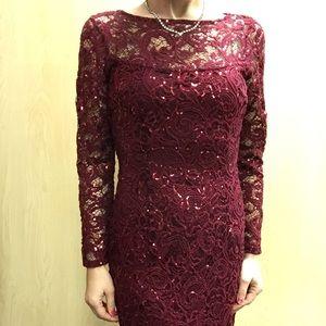Blu Sage Semi Dress